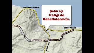 Download Ordu Çevre Yolu Projesi Video