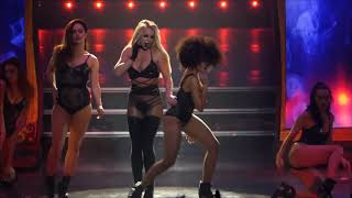 Download Britney Spears 27 October 2017 Circus, If you seek Amy, Breathe on me, Touch of my hand - Las Vegas Video