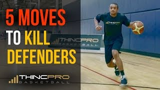 Download Top 5 - DEADLY Basketball Moves to KILL Your Defender and Score More Points! Video