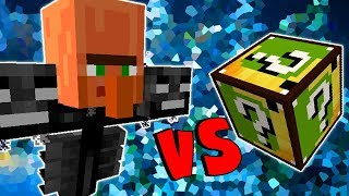 Download VILLAGER WITHER VS. LUCKY BLOCK CAMEL (MINECRAFT LUCKY BLOCK CHALLENGE) Video