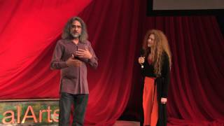 Download Relational soup - philosophy, art, and activism | Brian Massumi and Erin Manning | TEDxCalArts Video