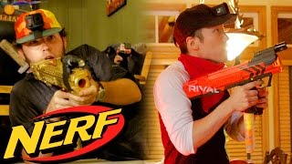 Download NERF SWAT Team House Raid Video