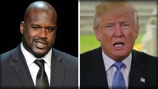 Download SHAQUILLE O'NEAL JUST UTTERED 4 WORDS THAT MADE PRESIDENT TRUMP CELEBRATE Video