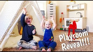 Download Kids Playroom Makeover REVEAL! Video