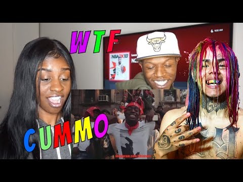 6IX9INE - CUMMO (PARODY OF GUMMO) #IFSHE13IM13 REACTION!