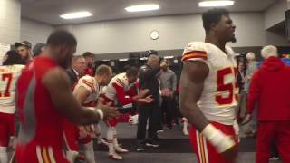 Download Chiefs vs Panthers Postgame Celebration Video