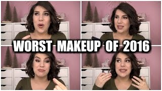 Download TOP 10 WORST MAKEUP PRODUCTS of 2016 Video