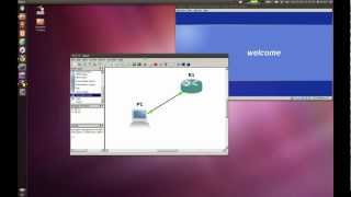 Download GNS3 Tutorial - Installing then Connecting VirtualBox to GNS3 on Ubuntu 11.10 (12.04) Video