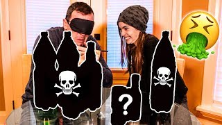 Download RUSSIAN MYSTERY DRINK CHALLENGE!! - (Do Not Try This At Home) Video