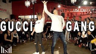 Download GUCCI GANG - Lil Pump Dance | Matt Steffanina X Josh Killacky Video