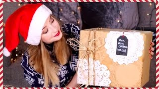 Download Christmas Gift Wrapping Ideas | Zoella Video