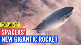 Download SpaceX's New Gigantic BFR Rocket: - Explained ! Video