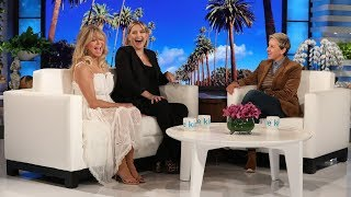 Download Goldie Hawn Wanted Kate Hudson to Think of Her Vagina as This Special Flower Video
