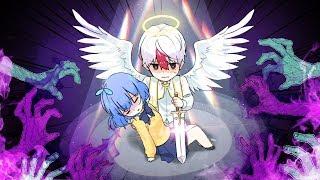 Download *상황극* 인간을 사랑한 천사..악령들로부터 소녀를 지켜라! (마인크래프트) [태경] Video
