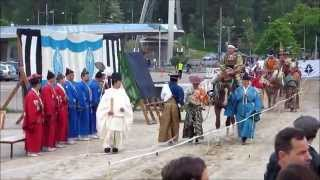 Download Yabusame: Spirit of Samurai 2014 Helsinki, Samurai Horseback Archery Video