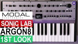 Download ARGON8 Poly From Modal Electronics Video