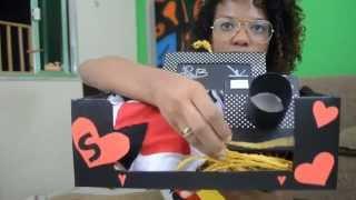 Download .: DIY :. 3 Presentes lindos sem gastar nada ! Video