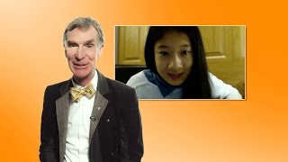 Download 'Hey Bill Nye, What Can One Person Do to Save the World?' #TuesdaysWithBill Video