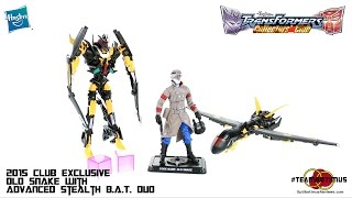 Download Video Review of the Transformers Collectors Club Old Snake Video