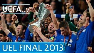 Download Benfica v Chelsea: 2013 UEFA Europa League final Video