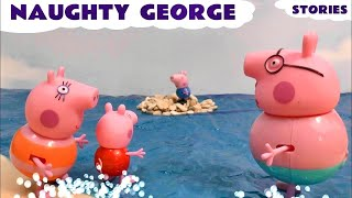 Download Peppa Pig for kids children toy story Naughty George Thomas And Friends Toys Pepa TT4U Video