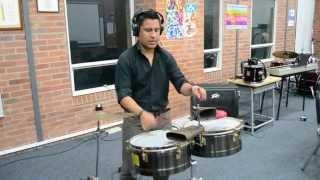 Download Vivir Mi Vida- Mark Anthony Cover Timbal Video