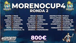Download MORENOCUP4 CON 800€ EN PREMIOS Y LOS MEJORES JUGADORES DE CLASHROYALE EN DIRECTO Video