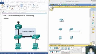 Download 2.2.2.5 - 5.3.2.4 Lab - Troubleshooting Inter-VLAN Routing Video