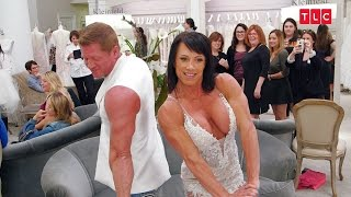 Download This Groom Wants To One-Up His Bride... By Going Sleeveless Video