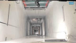 Download KONE NanoSpace™elevator replacement process video Video
