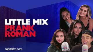 Download PRANK: Leigh-Anne Storms Out Of Roman's Interview Video