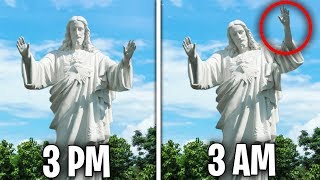 Download Top 5 Scary Statues CAUGHT MOVING ON CAMERA! Video