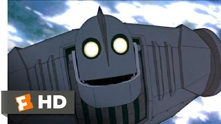 Download The Iron Giant (9/10) Movie CLIP - Superman (1999) HD Video
