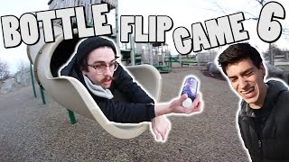 Download ULTIMATE GAME OF BOTTLE FLIP! | ROUND 6 Video