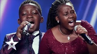 Download An electrifying performance from Esther & Ezekiel | East Africa's Got Talent Video