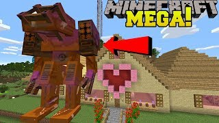 Download Minecraft: MEGA CHOCOLATE GOLEM!!! (WORLD'S BIGGEST GOLEM MADE OF CHOCOLATE!) Mod Showcase Video