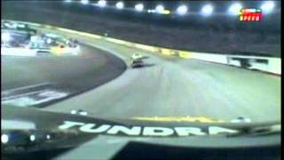 Download Kyle Busch Goes For Revenge Elliott Sadler Bristol O'Reilly Auto 200 Bristol NCWTS 2011.mpg Video