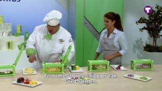Download Nicer Dicer Magic Cube Video