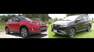 Download Auto Focus | Head to Head: Toyota Rush Vs Suzuki Vitara Video