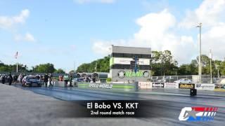 Download World Record SFWD run 8.229 @ 187.57 El Bobo VS KKT Match Race Video