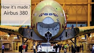 Download How it's made .? Airbus 380 for Etihad Video