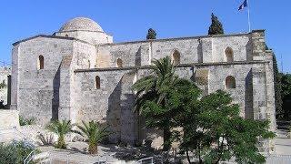 Download La Piscina de Bethesda y el lugar donde nació la Virgen María en Jerusalén Video