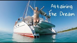Download Attaining the Dream - Lazy Gecko Sailing VLOG 97 Video