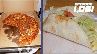 Download HAVING PIZZA AND TACOS YUM!! - November 10,2016 (Day 1,061) Video