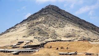 Download Pre-Inca Ruins in Trujillo, Peru in 4K Ultra HD Video