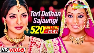 Download Teri Dulhan Sajaoongi | Barsaat (2005) | Bobby Deol | Priyanka Chopra | Bipasha Basu | Filmigaane Video