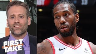 Download Kawhi is the best player in the world, ahead of LeBron! - Max Kellerman | First Take Video