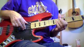 Download Fender Vintage Modified 70s Classic Vibe Jazz Bass $399 no longer made this color Video