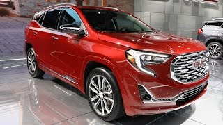 Download 2018 GMC Terrain - 2017 Detroit Auto Show Video