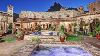 Download World Class Estancia Estate in Scottsdale, Arizona Video